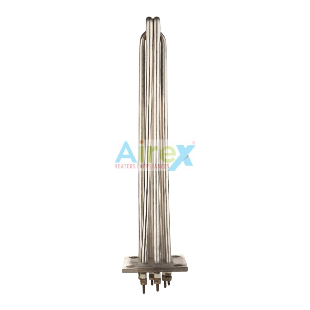 IMMERSION HEATER FLENDGE TYPE 3 PIPE